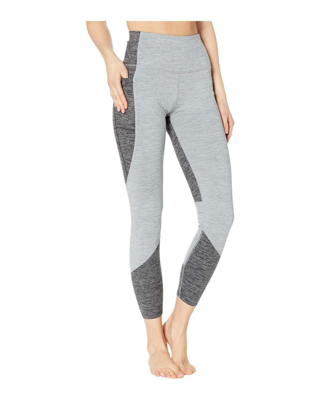 9388b98c9c40f Lyst - Skechers Empower Leggings (black/grey) Women's Casual Pants ...