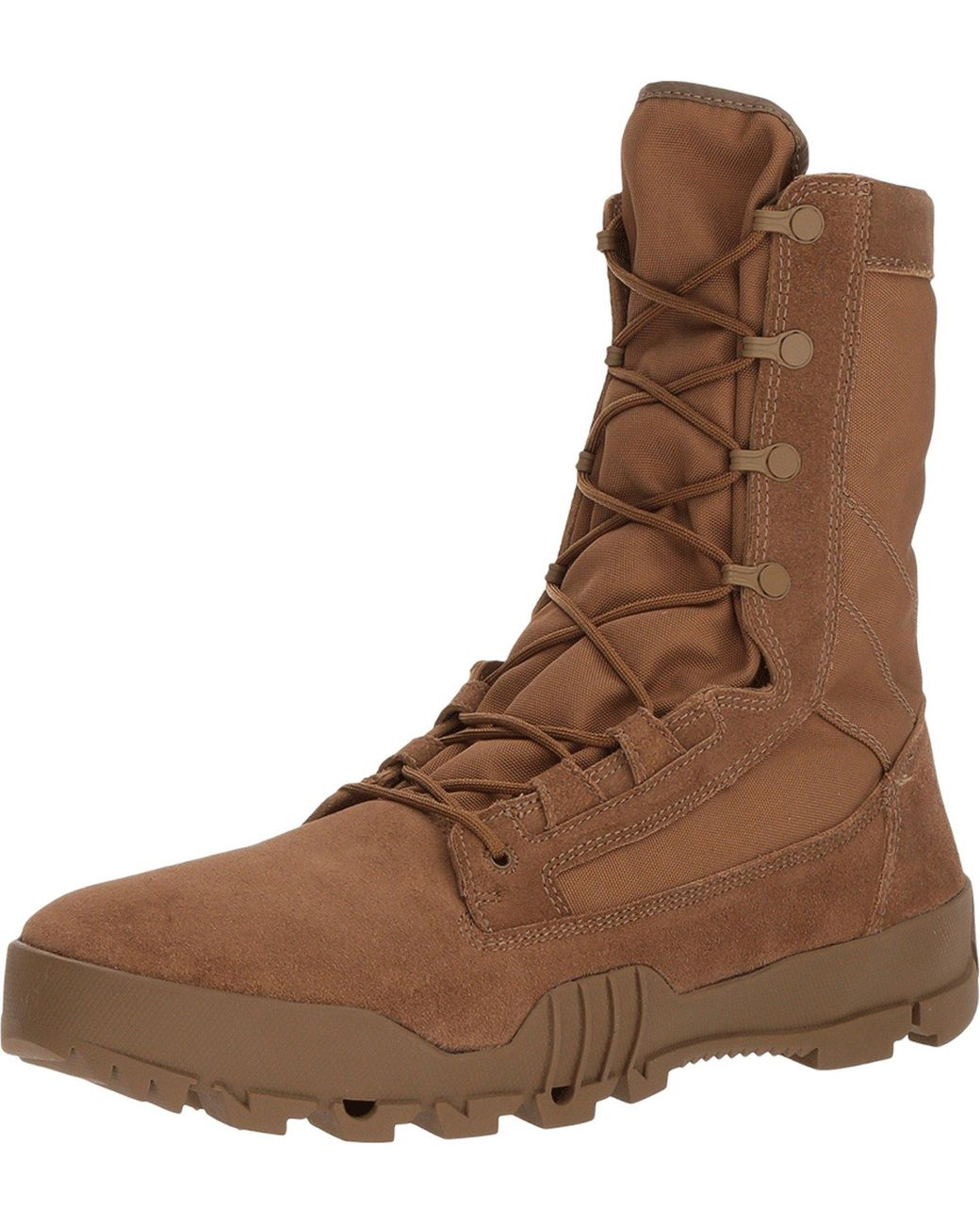 Nike Sfb Jungle 8 Leather Boot in Brown