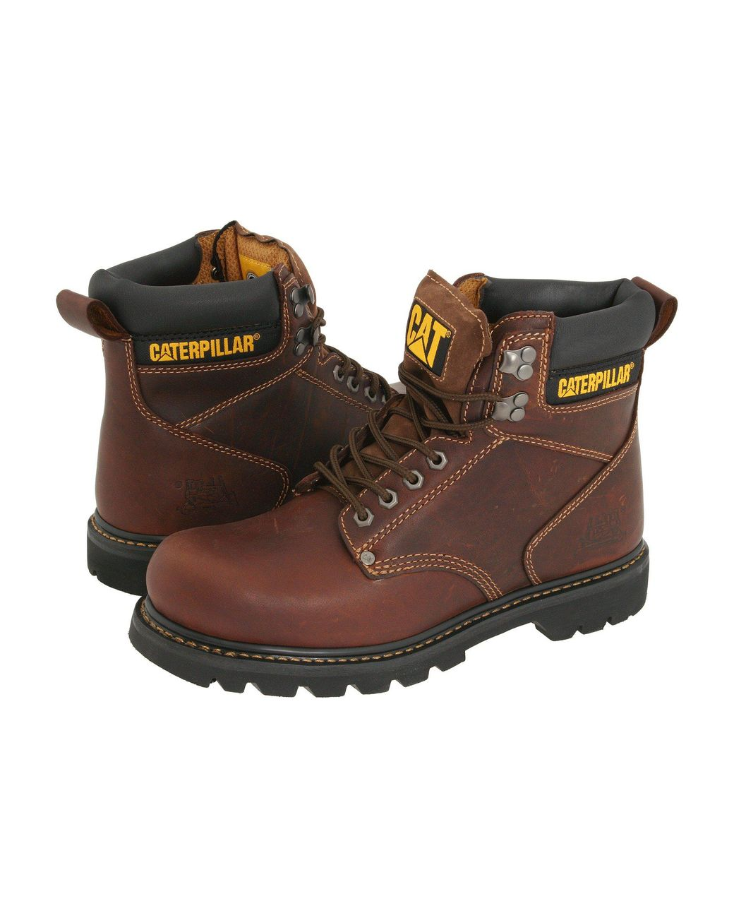 3a5ce36ee73 Caterpillar 2nd Shift in Brown for Men - Lyst