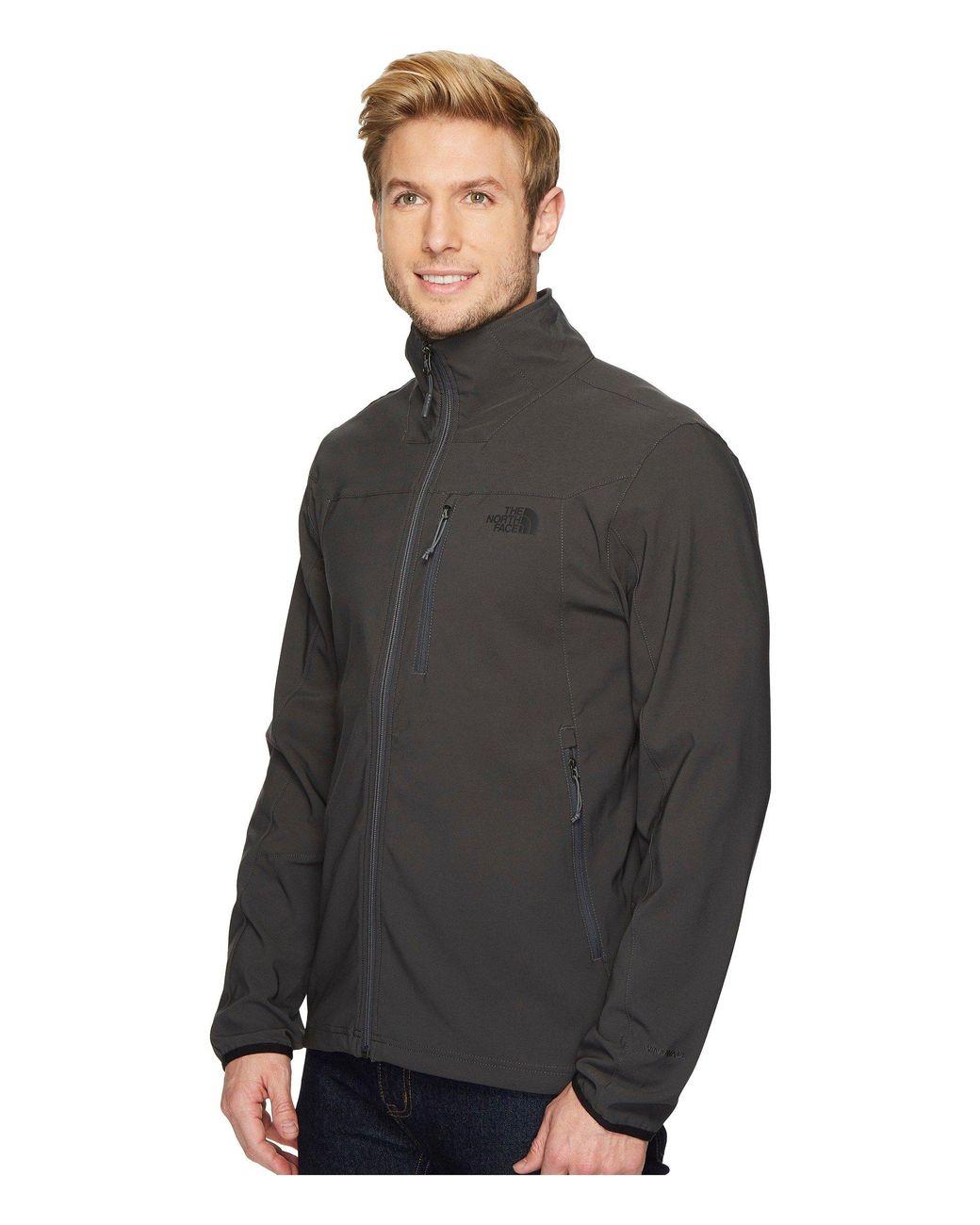 b7cfca39c Men's Gray Apex Nimble Jacket