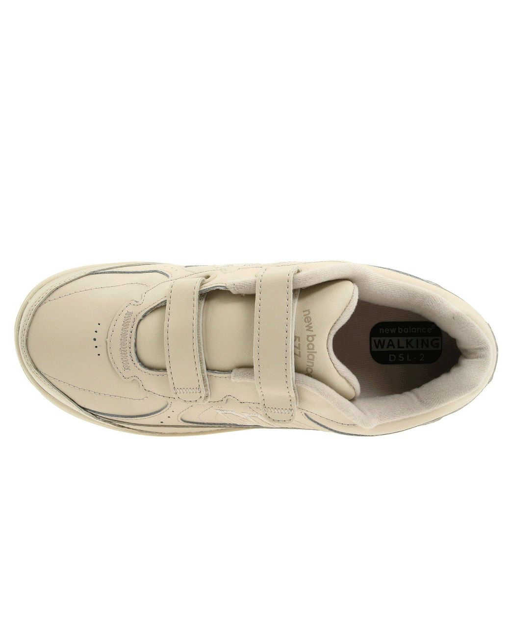 New Balance Leather Ww577 Hook And Loop