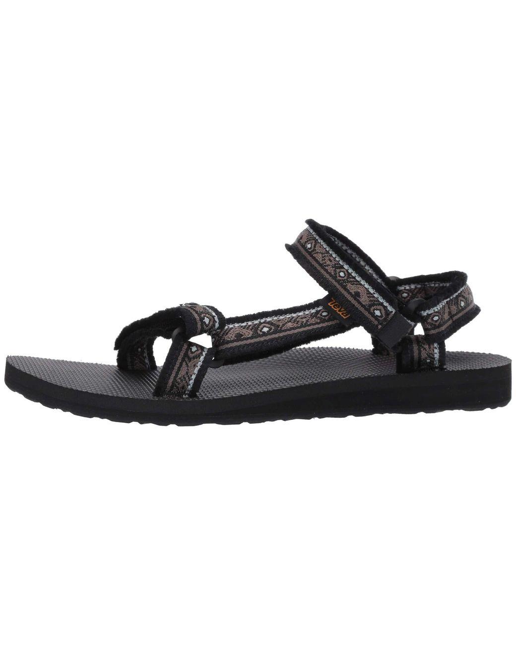 ba11ec21c Lyst - Teva Original Universal Maressa (maressa Sunflower Multi) Women s  Shoes in Black