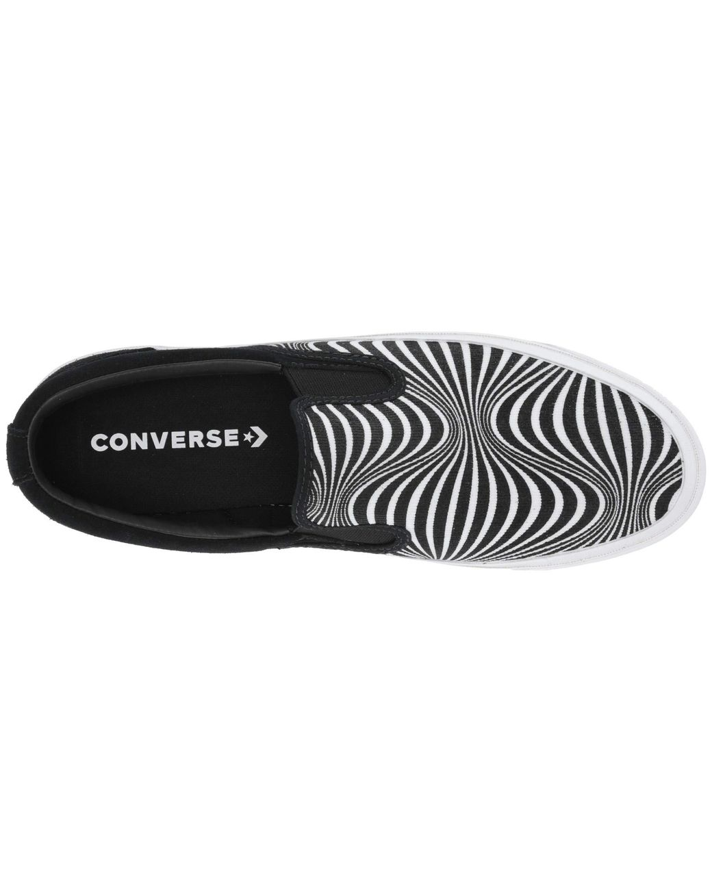 Converse Rubber One Star Cc Slip Moonshot Slip in Black Lyst