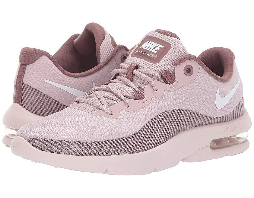 820e149034 Nike Air Max Advantage 2 (particle Rose/white/smokey Mauve) Running Shoes  in Pink - Save 13% - Lyst