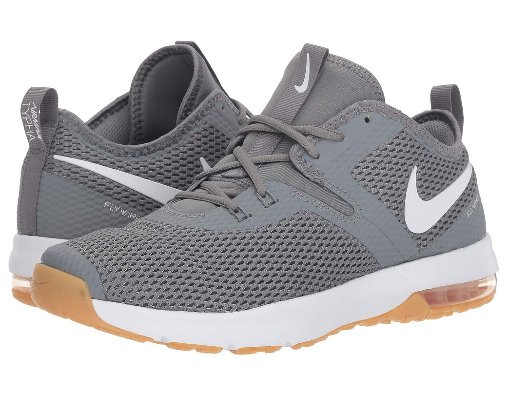 6fed17224c3 Lyst - Nike Air Max Typha 2 in Gray for Men