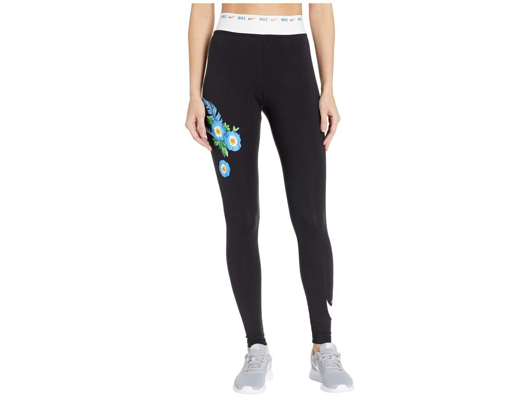 b39782d0b2c Long-Touch to Zoom. Long-Touch to Zoom. 1  2  3  4. Nike - Black Nsw  Leggings Graphic Hyper Femme ...