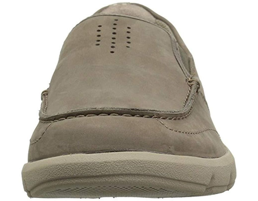 Clarks LoaferBrown Jarwin N Men's Race QdChrts