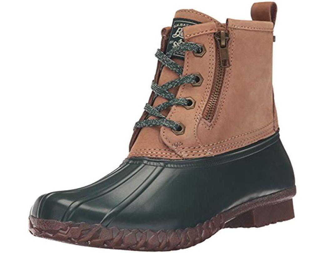 489ce5755 Lyst - G.H.BASS Danielle Rain Boot - Save 2%