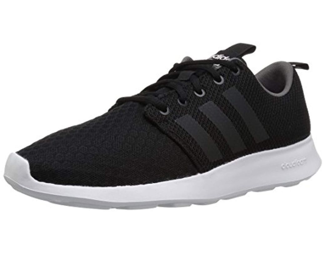 fef7ae0457f32 Lyst - adidas Cf Swift Racer Sneaker in Black for Men