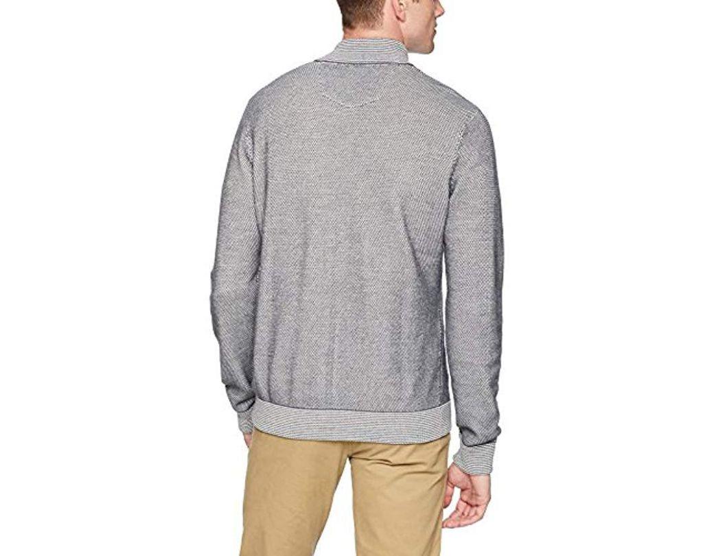 Robert Graham Mens Blackburn Crew Kneck Sweater