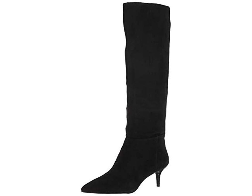 950c4251e291 Lyst - Steven by Steve Madden Kirby Fashion Boot in Black - Save 55%