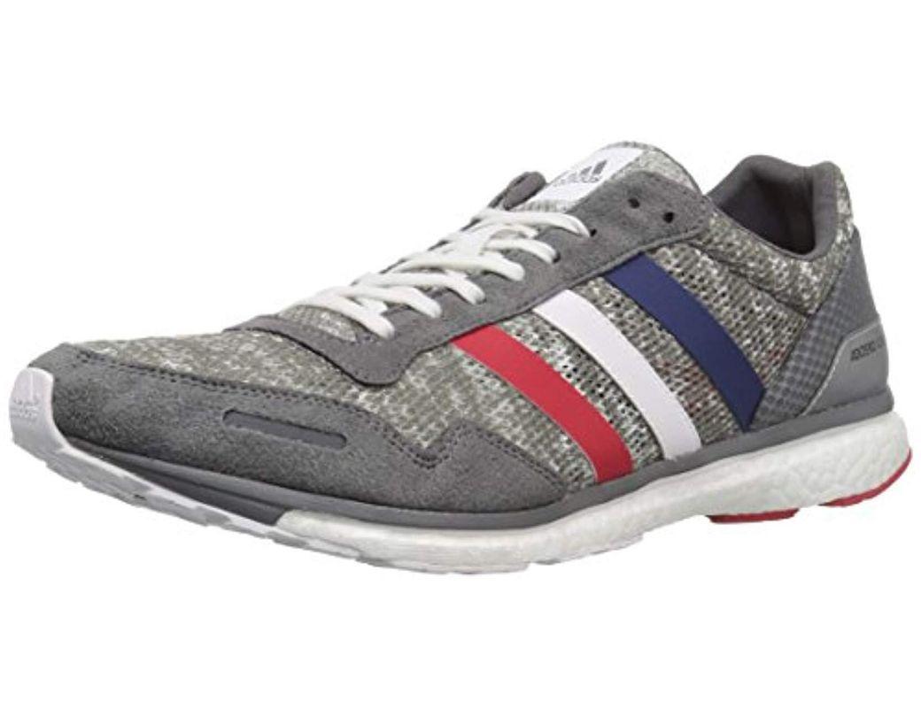 948d6827670f2 Lyst - adidas Performance Adizero Adios 3 Aktiv Running-shoes in ...