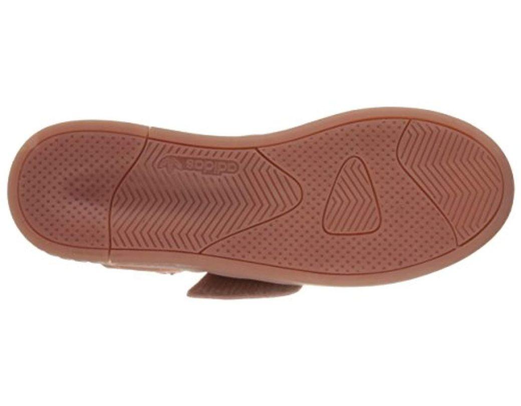 pretty nice 36121 704a3 Lyst - adidas Originals Tubular Invader Strap W Fashion Sneaker in Pink -  Save 56%