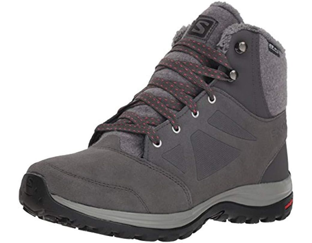 1c12d900479 Women's White Ellipse Freeze Cs Waterproof W Hiking Boot