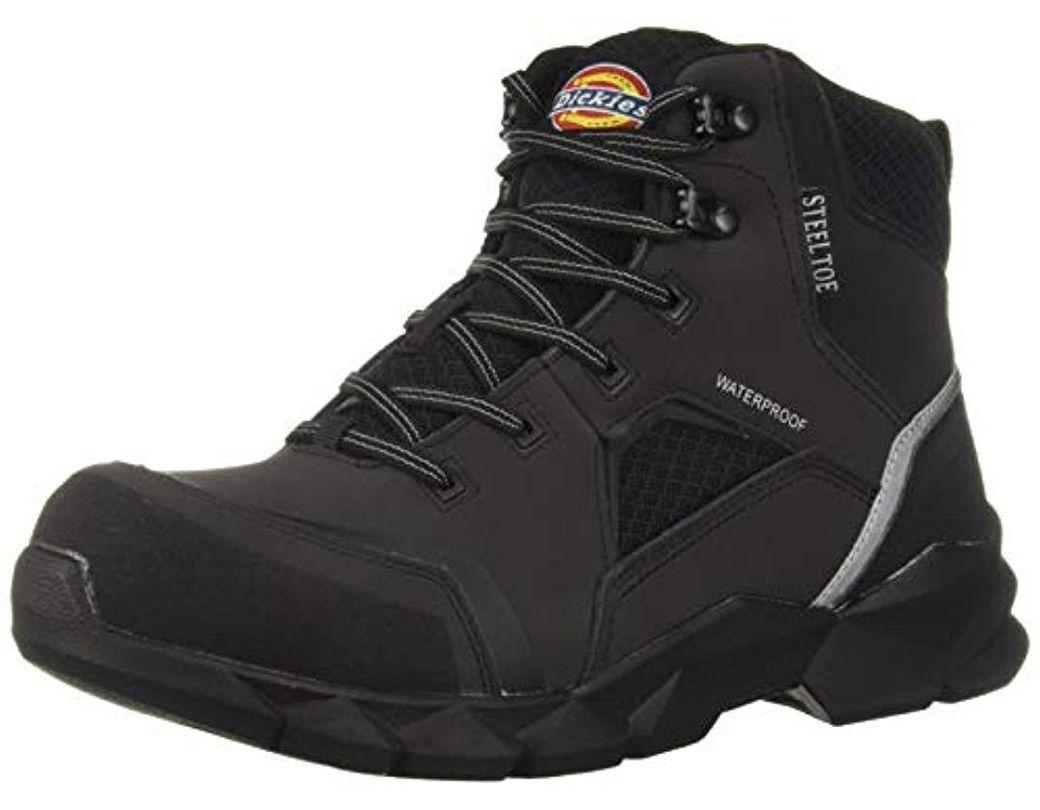 0f198b1c997 Men's Black Corvus Steel Toe Eh Waterproof Construction Boot