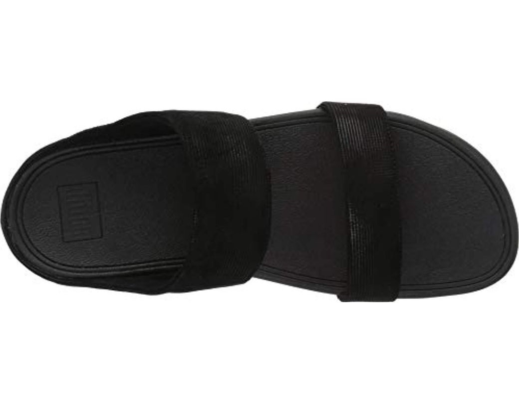 Sandals check Fitflop Slide shimmer Lulu thrdQs
