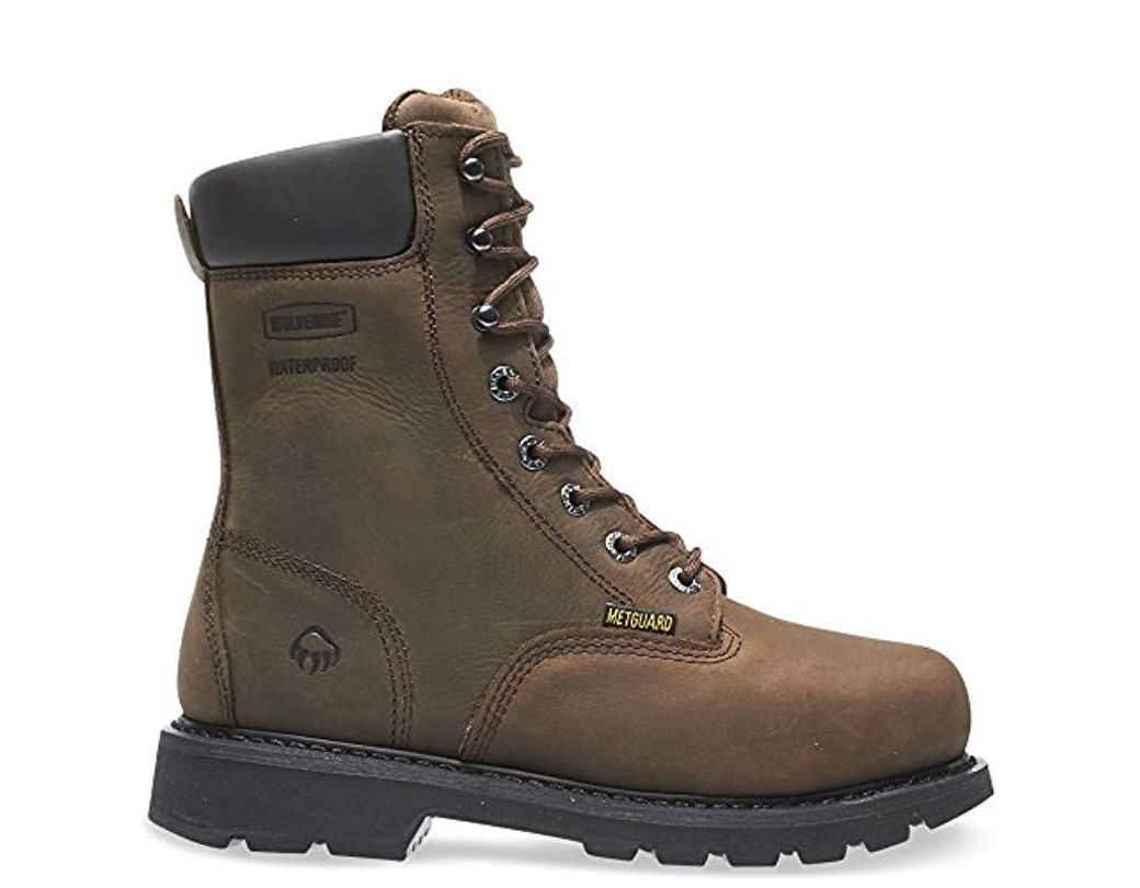 9dd9b8ebfeb Men's Brown W05680 Mckay Steel-toe Boot