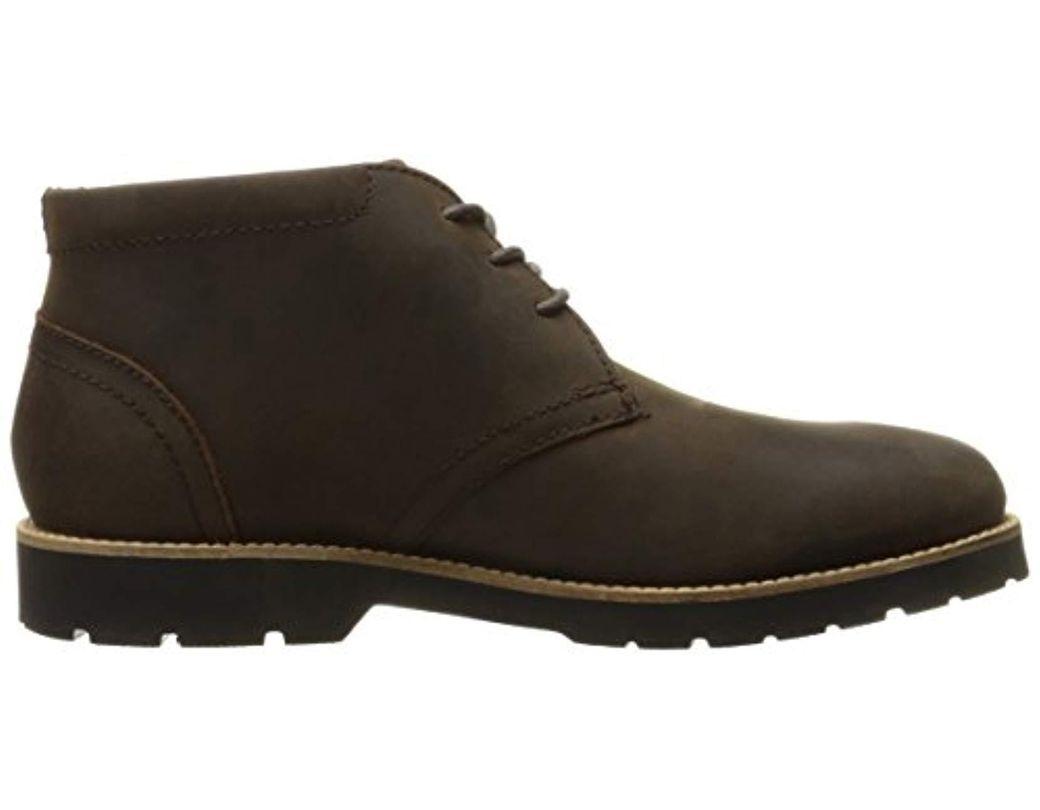 Chukka Hadden Chukka Men's Rockport Hadden Rockport Boot Boot Men's 354RALj