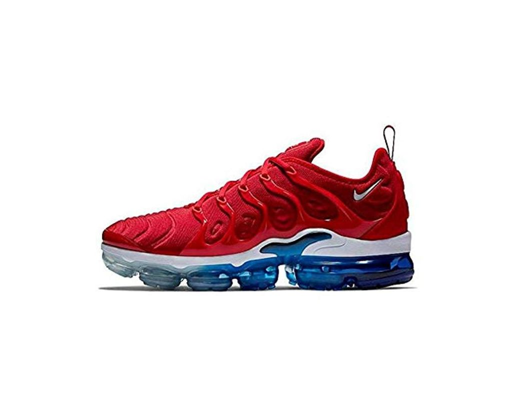 e6b057e3b902e Nike Air Vapormax Plus Fitness Shoes in Red for Men - Save 35% - Lyst