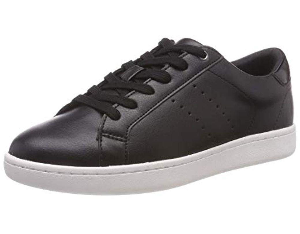 caeeac7f19ba8 ALDO Legalidia Low-top Sneakers in Black - Lyst