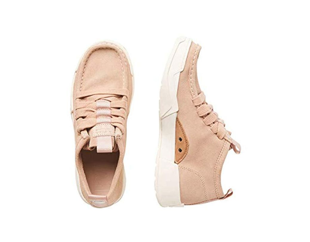 Raw Rackam Wmn G Star Sneakers Lyst Sport Top In Pink Low Wallabee 3l1uFcTKJ