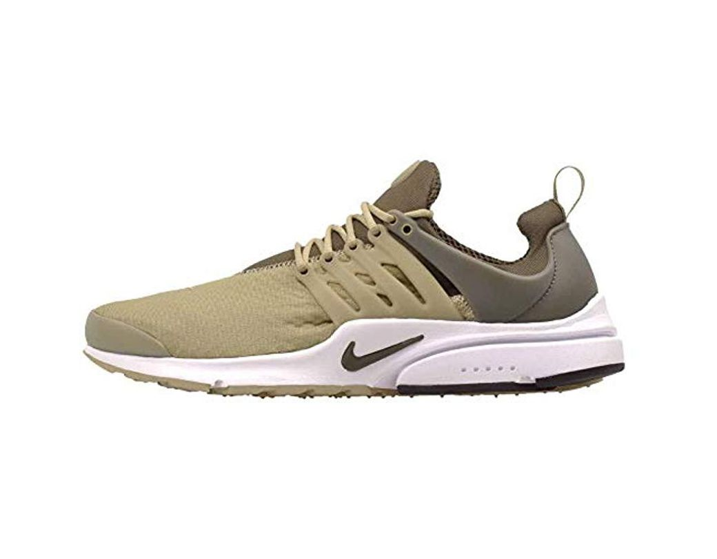 low price the best 100% authentic Nike Air Presto Essential, Neutral Olive/cargo Khaki, 10 Uk ...