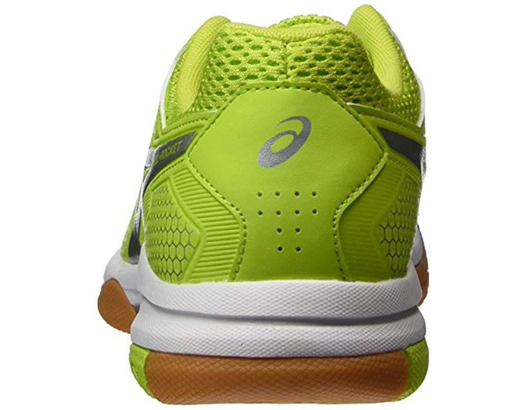 c4e7538dab Asics Gel-rocket 8 Multisport Indoor Shoes in Green for Men - Save 52% -  Lyst