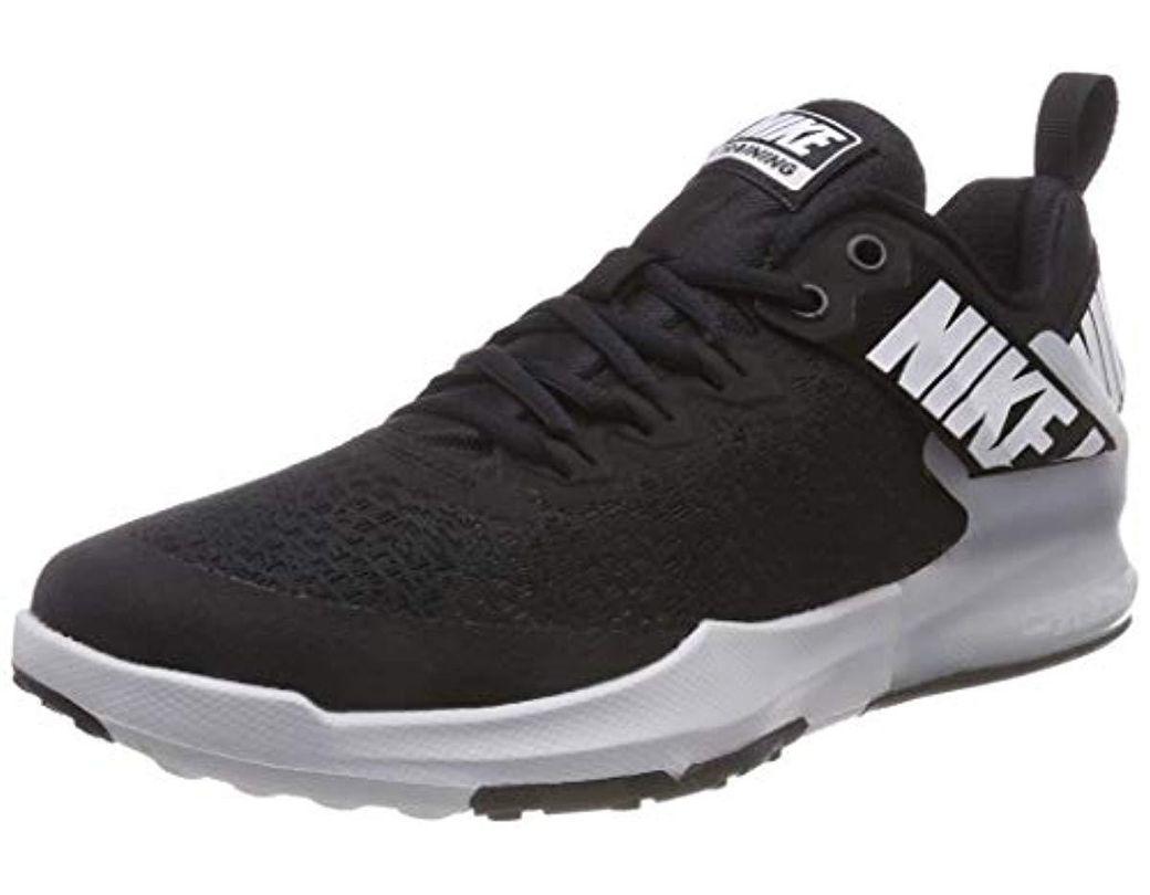 af5ebf6a0bf70 Nike Zoom Domination Tr 2 Gymnastics Shoes in Black for Men - Lyst