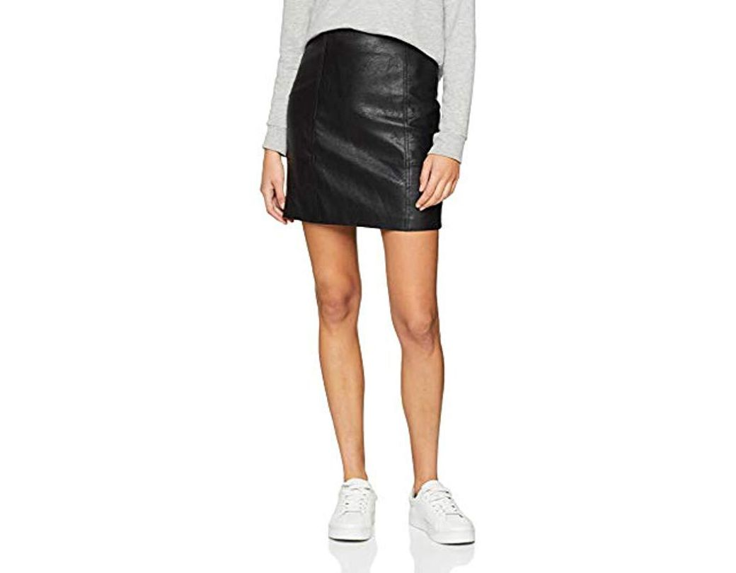 36fa6c1a10 Pepe Jeans Skirt in Black - Save 40% - Lyst