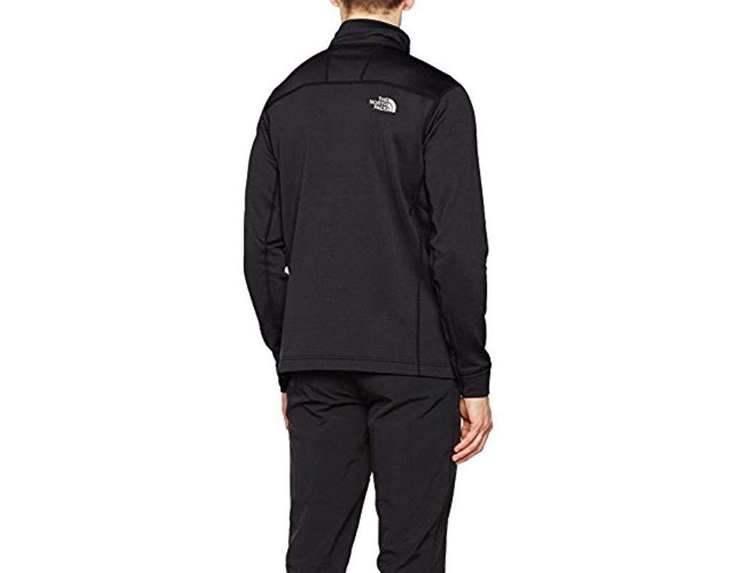 Zip Jacket Full Men's Hadoken Black dWrBeCxo
