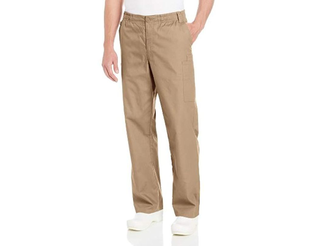 b22cd2885af Lyst - Dickies Eds Signature S Zip Fly Pull On Pant 81006 in Natural ...