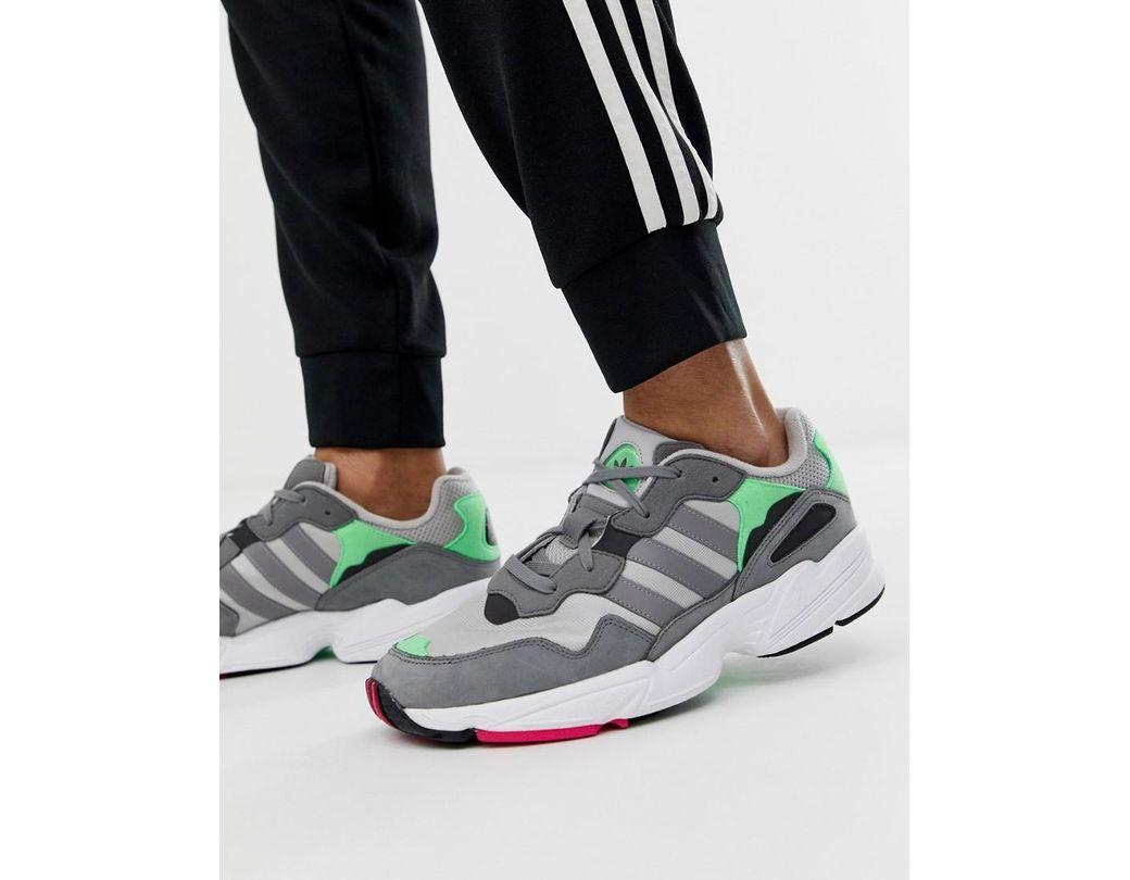 online retailer 0e3e9 0a4d8 adidas Originals. Men s Yung-96 Sneakers ...