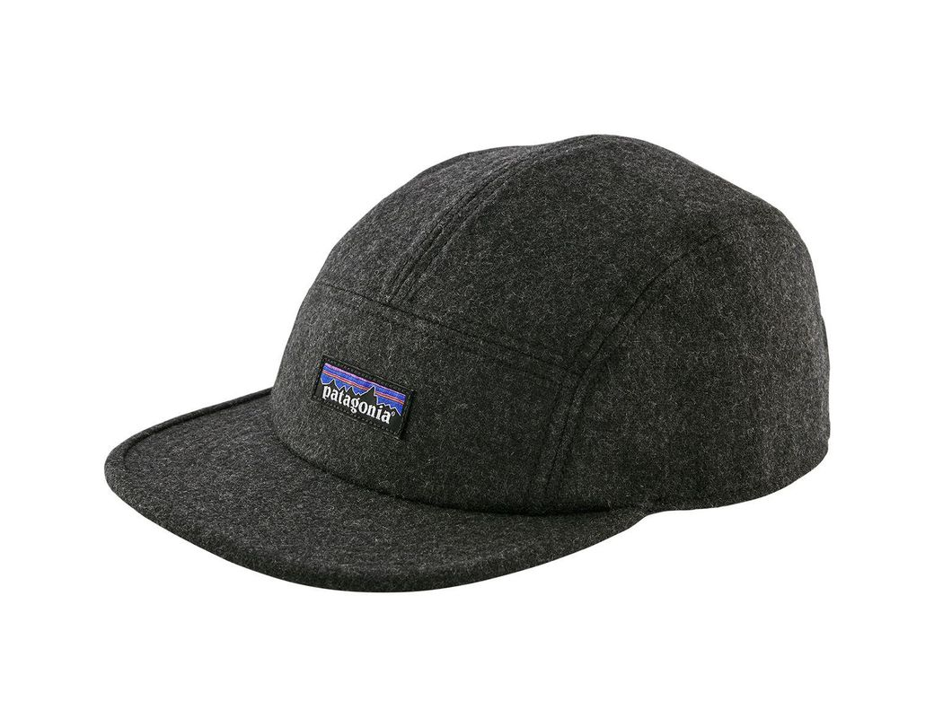 6fcda189 Patagonia Recycled Wool Cap in Gray for Men - Save 5% - Lyst
