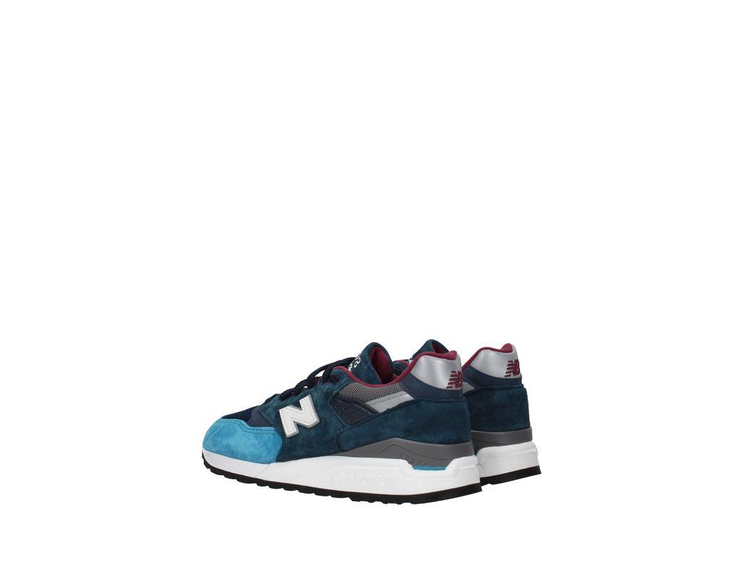 reputable site 08cb0 8011d New Balance. Sneakers Men Blue