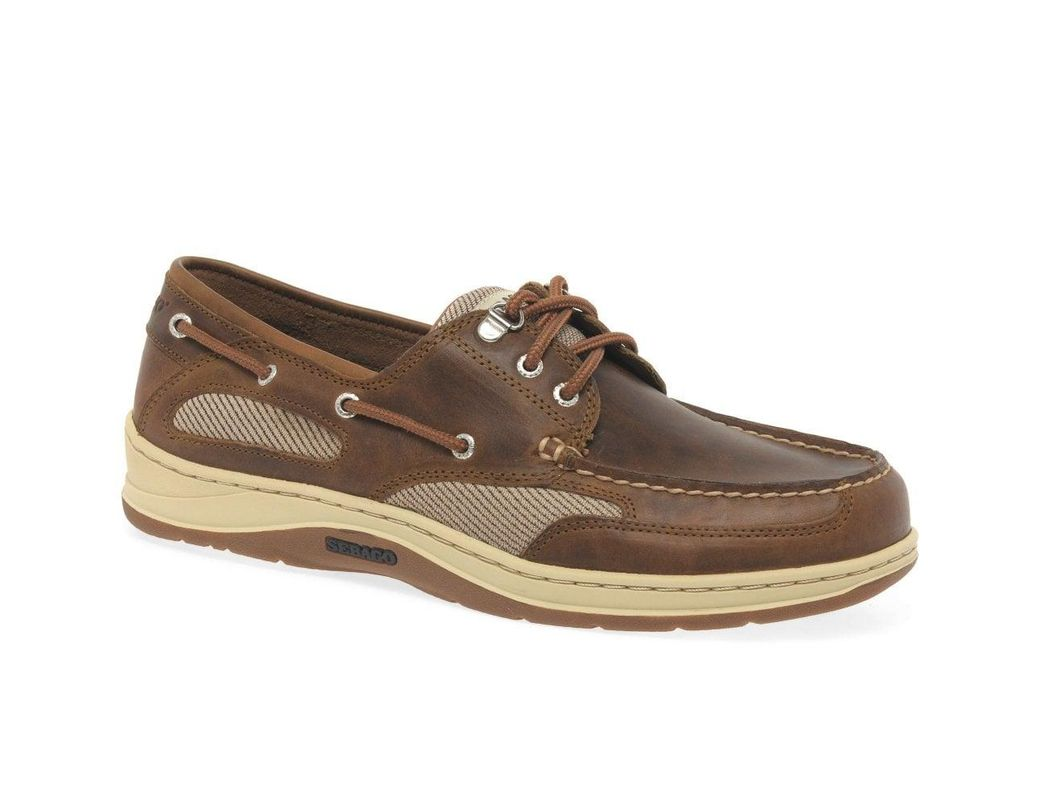 b5408e9966bf6 Sebago Clovehitch Ii Fgl Wax Mens Boat Shoes in Brown for Men - Save 77% -  Lyst