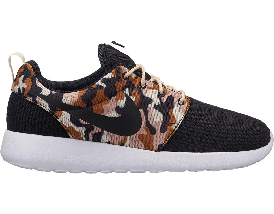 222b0a54e388 Lyst - Nike Roshe One Se Camo Shoes for Men