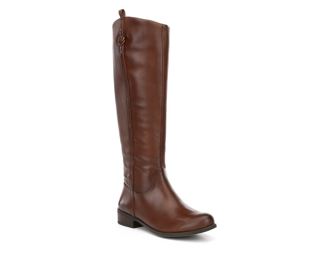 b88d33fa915 Women's Brown Jayceson Leather Riding Boots