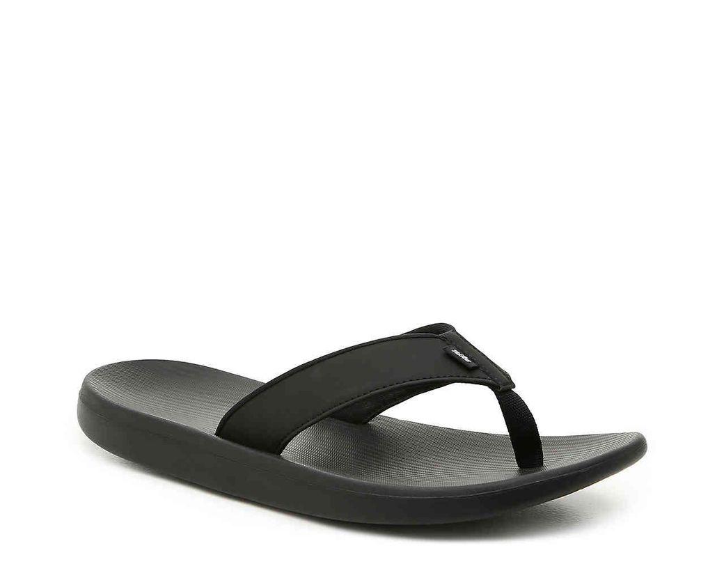 8a823d0e1107 Lyst - Nike Kepa Kai Flip Flop in Black for Men