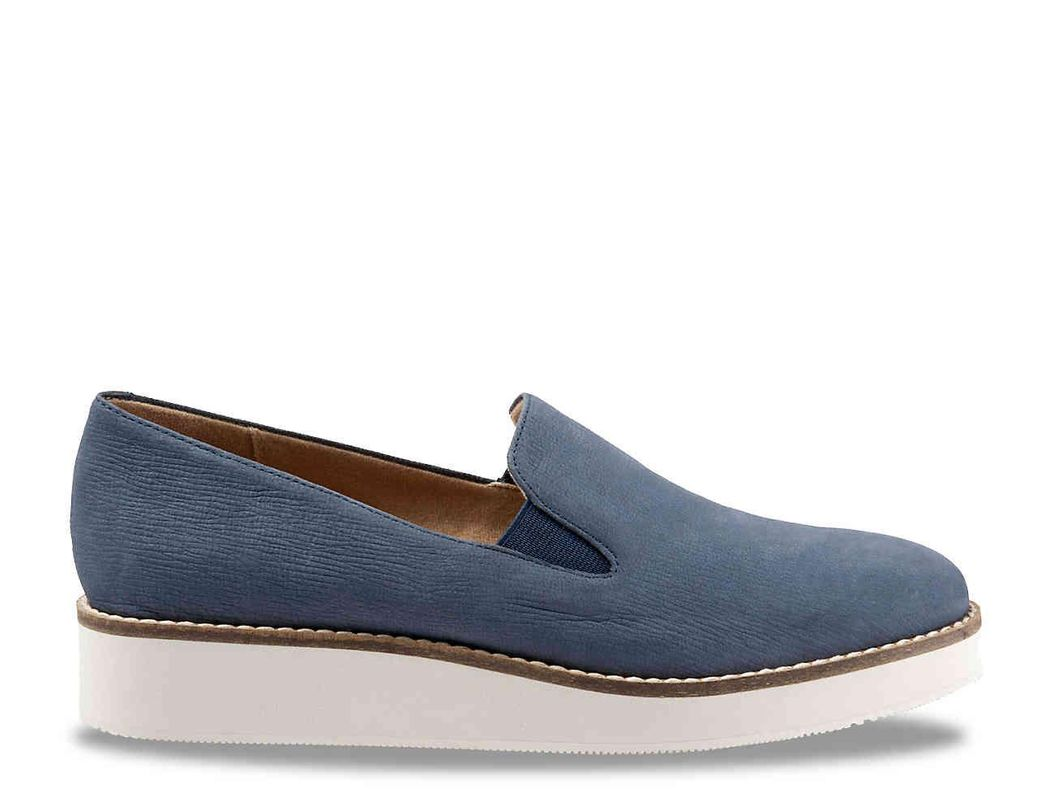 ae8cafac2d8 Women's Blue Whistle Wedge Loafer