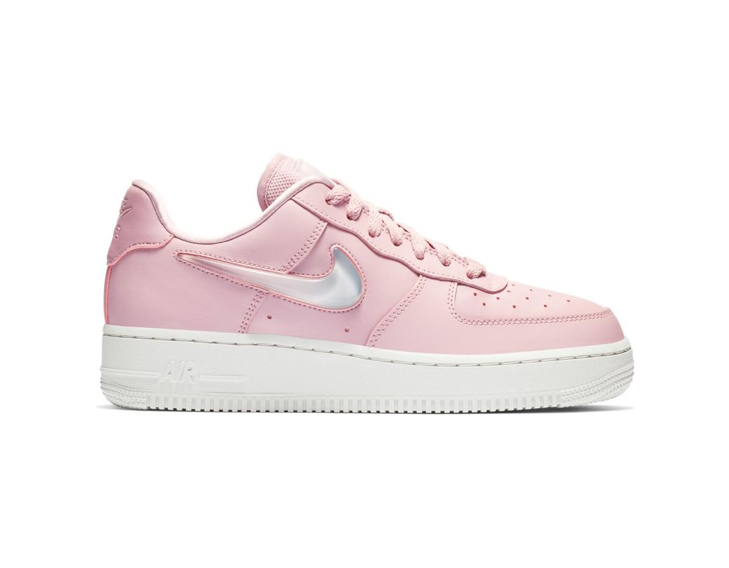 6c22d289c Lyst - Nike Air Force 1 07 Premium Sneakers in Pink - Save 20%