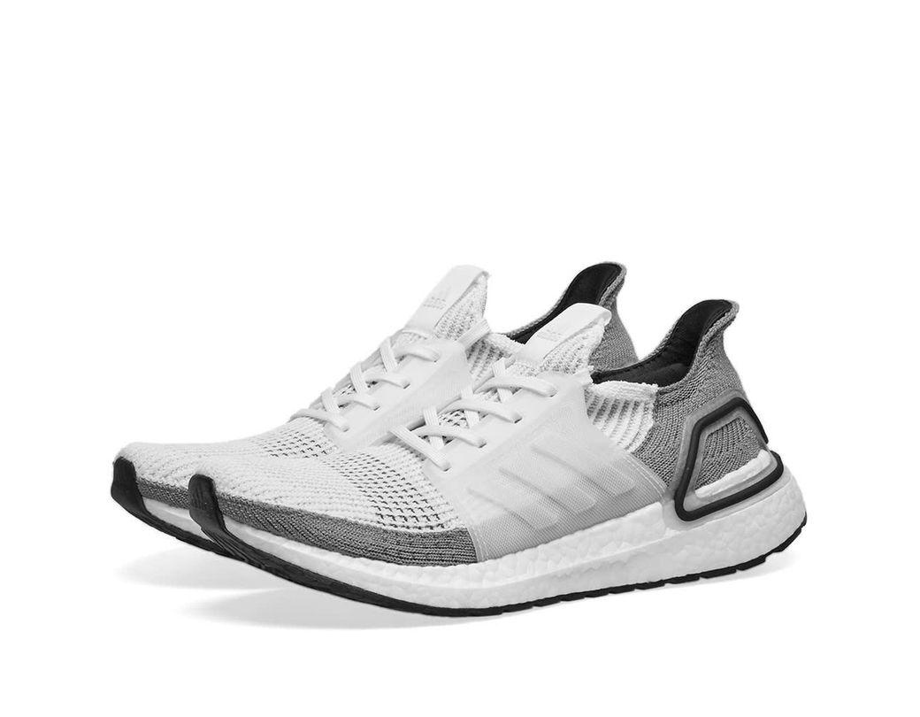 854555443882b Lyst - adidas Ultra Boost 19 W in Gray