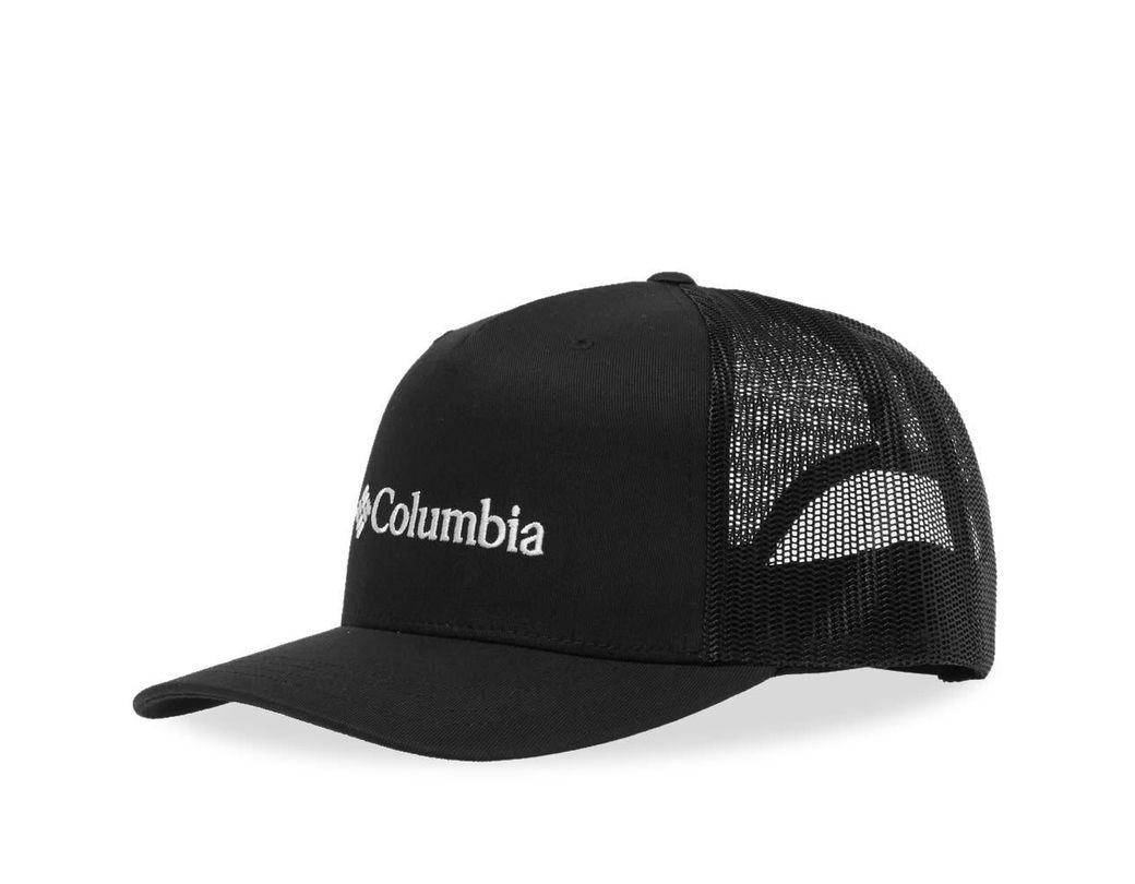007ed99a Lyst - Columbia Csc Trucker Cap in Black for Men