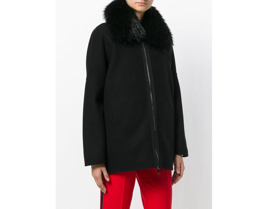 fb2b9a73d Women's Black Buxus Coat