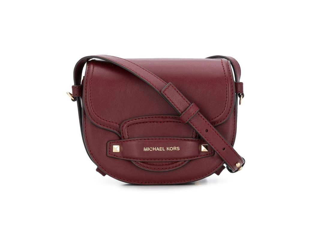 Red Women's Carry Bag Small Saddle 43R5AqcjL