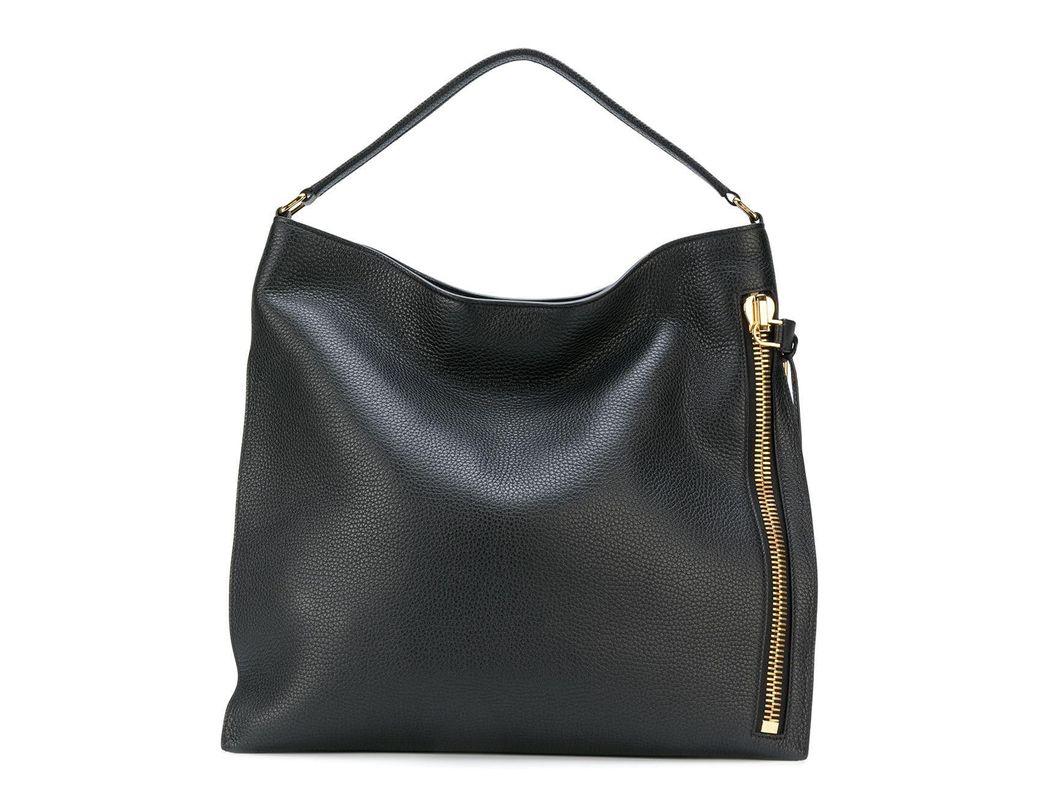 f88bba49573 Women's Black Hobo Slouch Shoulder Bag