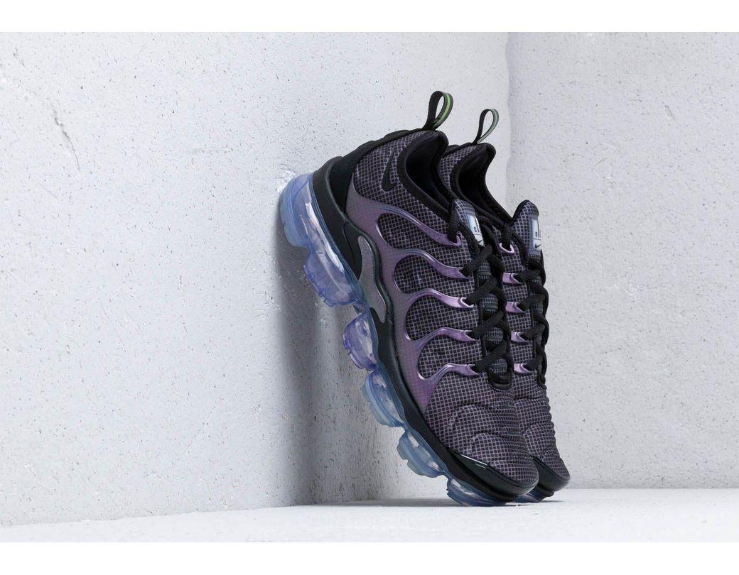 903d7394088f Lyst - Nike Air Vapormax Plus Black  Black-dark Grey-aluminum in ...
