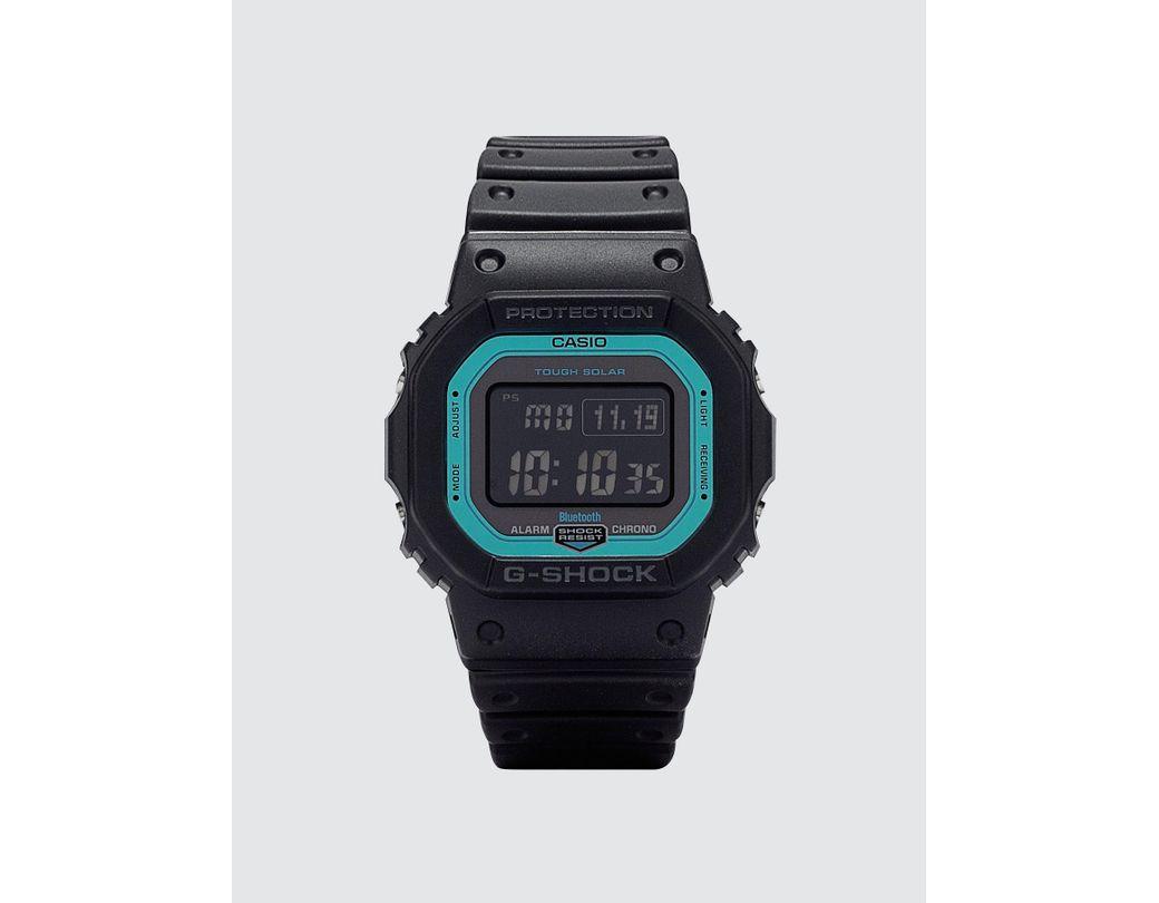 05e971dea4f3 Lyst - G-Shock Gwb5600 in Black for Men