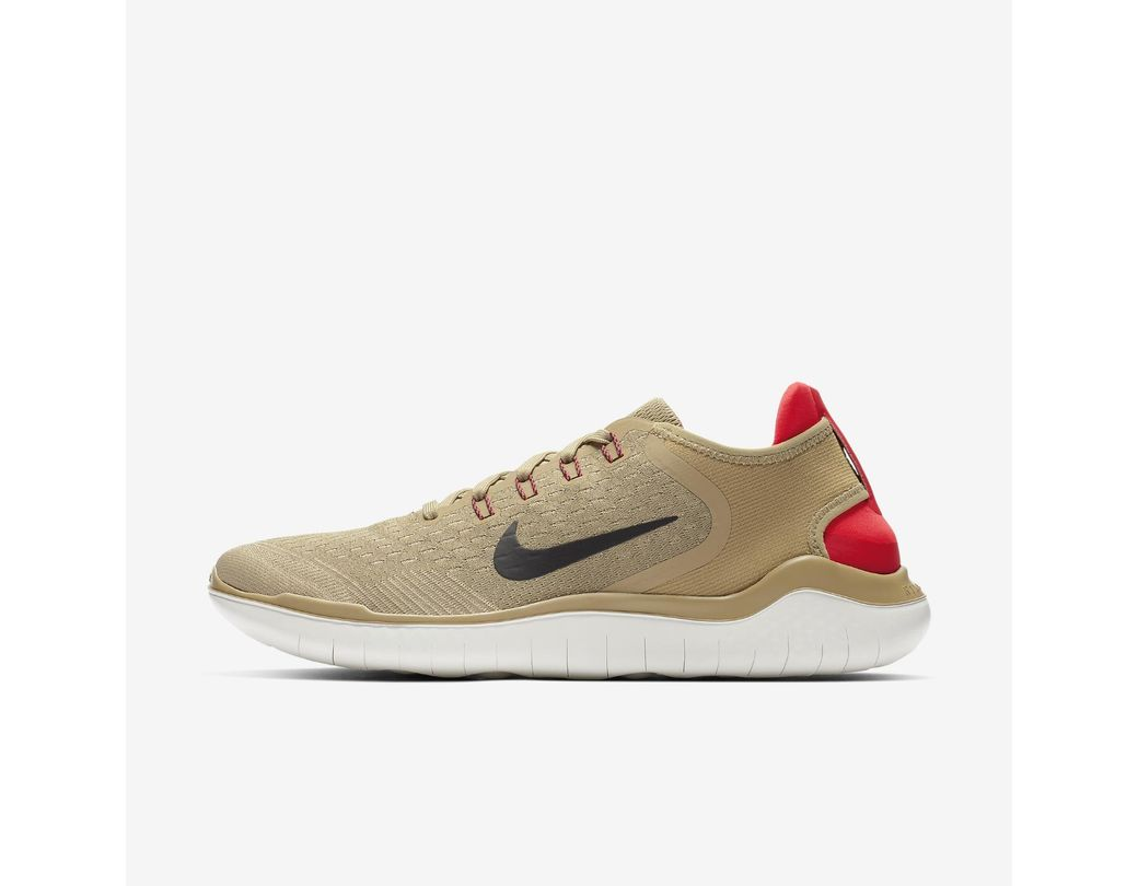 bd82805afb9 Lyst - Nike Free Rn 2018 Running Shoe in Natural for Men
