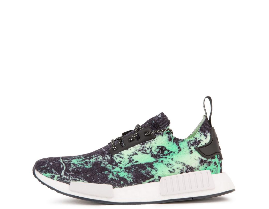 e61c190442e45 Lyst - adidas Nmd R1 Primeknit in Green for Men - Save 43%