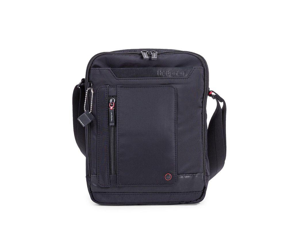 50cd26c64 Hedgren Expresso Small Crossbody Bag in Black for Men - Lyst